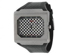 MEGALODON - Freestyle Uhr, Black/White