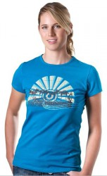 NeilPryde Lady Vintage T-Shirt (Farbe: Weiss)