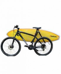 "Northcore ""Lowrider"" Surfboard Bike Side carry Rack – Bild 1"