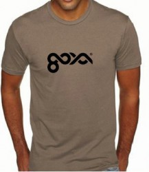 GOYA Team T-Shirt - TYPO Gray