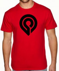 GOYA Team T-Shirt - LOGO Red