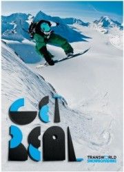 Get Real, Snowboarding DVD