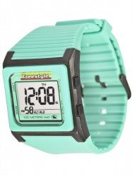 THE SPEED DIAL, Teal - Freestyle Uhr, Unisex