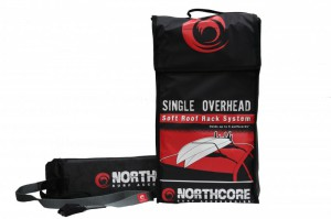 "Northcore ""Single Overhead"" Soft Roof Rack"