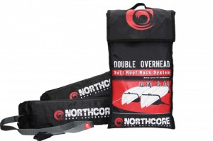 "Northcore ""Double Overhead"" Soft Roof Rack"